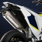 2015 Husqvarna 701 Supermoto Exhaust
