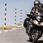2015 Kawasaki 1400 GTR Concours Black