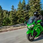2015 Kawasaki 1400 GTR Concours Green_1