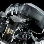 2015 Kawasaki Ninja H2 Engine