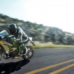 2015 Kawasaki Ninja H2 in Action_10