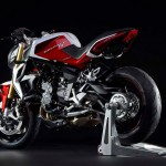 2015 MV Agusta Brutale 800 RR Pearl Shock Red and Pearl Ice White_2