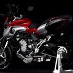 2015 MV Agusta Stradale 800 Red Silver