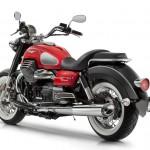 2015 Moto Guzzi California Eldorado Red