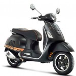 2015 Vespa GTS 300 Supersport