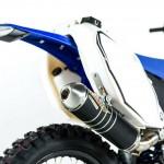 2015 Yamaha WR450F Rally Detail