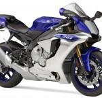 2015 Yamaha YZF-R1 Blue White