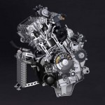 2015 Yamaha YZF-R1 Engine_1