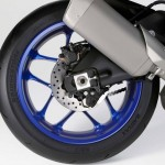 2015 Yamaha YZF-R1 Rear Wheel