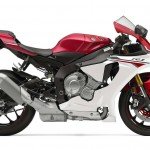 2015 Yamaha YZF-R1 Red White