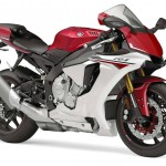 2015 Yamaha YZF-R1 Red White_2