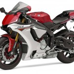 2015 Yamaha YZF-R1 Red White_3