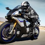2015 Yamaha YZF-R1M In Action