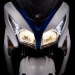 2015 Kymco Agility Maxi 300i Headlamp