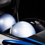 2015 Kymco Agility Maxi 300i Helmet Storage