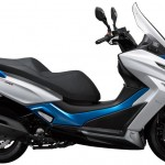 2015 Kymco Agility Maxi 300i Right Side