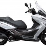 2015 Kymco Agility Maxi 300i Right Side_1