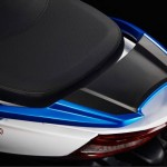 2015 Kymco Agility Maxi 300i Seat