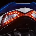 2015 Kymco Agility Maxi 300i Taillight