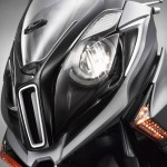 2015 Kymco Downtown 350i Headlight