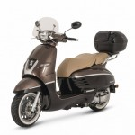 2015 Peugeot Django Allure 150 Chocolate