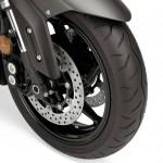 2015 Yamaha TMAX Front Wheel