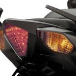 2015 Yamaha TMAX Tail light