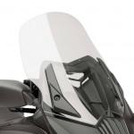 2015 Yamaha TMAX Windscreen
