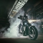 2015 Yamaha VMAX Carbon In Action