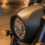2016 Indian Chief Dark Horse Headlamp