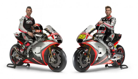 2015 Aprilia RS-GP MotoGP Superbike
