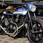 Yamaha XV950 by Marcus Walz