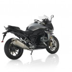 2015 BMW R 1200 RS Exclusive Granite Grey Metallic Matt_2
