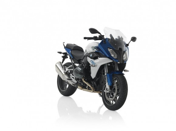 2015 BMW R 1200 RS Lupin Blue Metallic