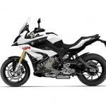 2015 BMW S 1000 XR Light White