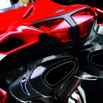 2015 MV Agusta F4 RC Taillight