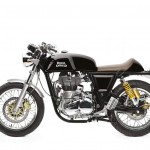 2015 Royal Enfield Continental GT Black