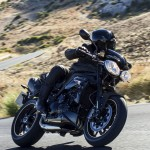 2015 Triumph Speed 94 R Menacing Jet Black