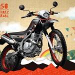 2015 Yamaha Serow 30th Anniversary Limited Edition_2