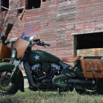2015 Custom Military Indian Scout_1