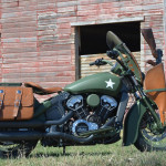 2015 Custom Military Indian Scout_4