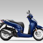 2015 Honda SH300i Pearl Pacific Blue_1