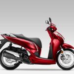 2015 Honda SH300i Pearl Siena Red_1