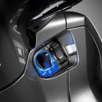 2015 Honda SH300i Smart Key