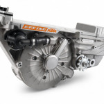 2015 KTM Freeride E-SM Engine