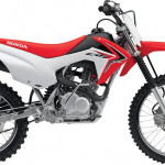 2016 Honda CRF125F Big Wheel