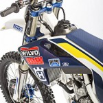 2016 Husqvarna FC250 Factory Race Bike Detail