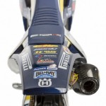 2016 Husqvarna FC250 Factory Race Bike Rear