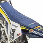 2016 Husqvarna FC250 Factory Race Bike Seat