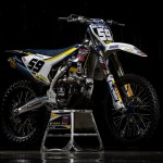 2016 Husqvarna FC250 Factory Race Bike_4